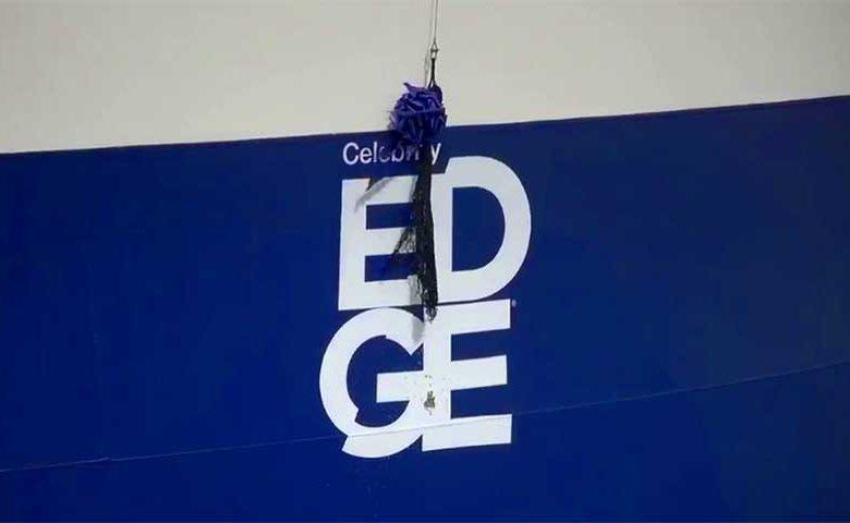 Εγκαινιάστηκε το Celebrity Edge