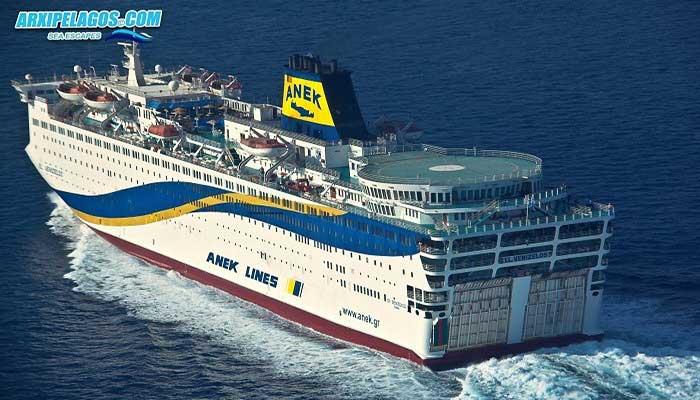 Η ΑΝΕΚ Lines με ρώσικη εταιρεία ετοιμάζουν ναυτιλιακό κολοσσό