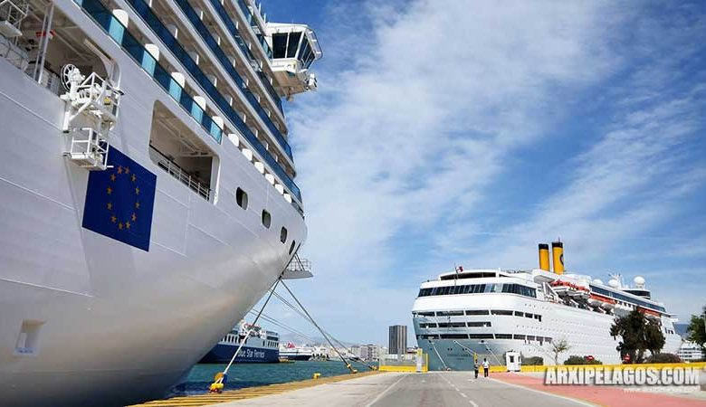 Λιμάνι Πειραιά Παγώνει λόγω ΣτΕ ο διαγωνισμός επέκτασης του προβλήτα κρουαζιέρας