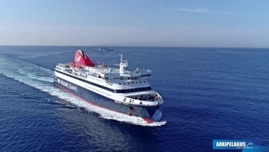 Photo of NISSOS CHIOS – Κατάπλους στο λιμάνι του Πειραιά  (Drone Video)