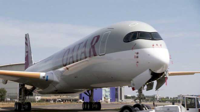 Qatar Airways: Το Airbus Α350-1000 για πρώτη φορά στην Αθήνα