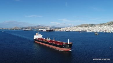 Photo of «BALTIC CAPTAIN I» (IMO 9208100) CHEMICAL/OIL TANKER: AERIAL DRONE VIDEO
