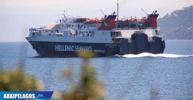 Ανεκτέλεστα δρομολόγια λόγω καιρού σε πλοία της hsw, Αρχιπέλαγος, Ναυτιλιακή πύλη ενημέρωσης