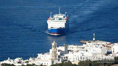 "Photo of Από Ραφήνα για Κυκλάδες και Ηράκλειο από τη νέα περίοδο το ""AQUA BLUE"""