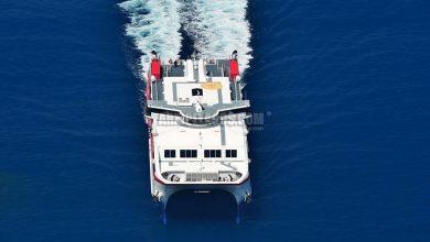 Photo of Ξεκινά δρομολόγια το Santorini Palace – Ποια νησιά των Κυκλάδων θα εξυπηρετεί