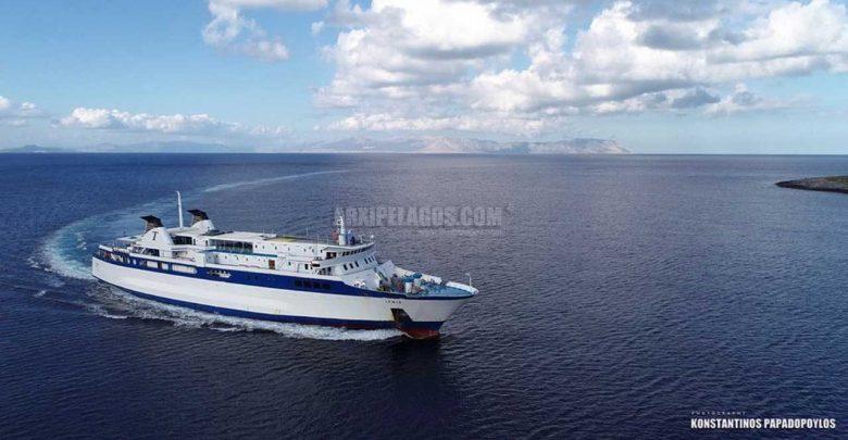 "Photo of Triton Ferries: Αποκατάσταση βλάβης Ε/Γ-Ο/Γ ""ΙΟΝΙΣ"""