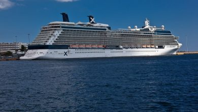 Photo of Celebrity Equinox – Departure from Piraeus Port