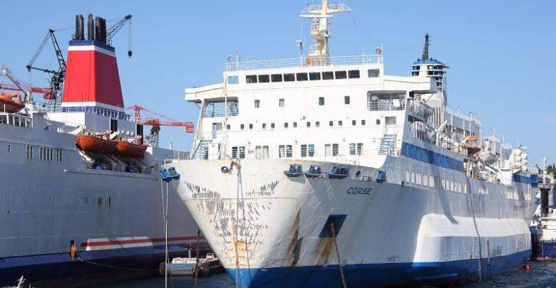 CORSE RO RO PASSENGER SHIP IMO 8003620 115, Αρχιπέλαγος, Ναυτιλιακή πύλη ενημέρωσης