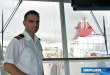 Photo of Cpt Μιχάλης Πετειναράκης – Πλοίαρχος Mykonos Palace (Βίντεο Συνέντευξη)