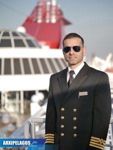 Cpt Μιχάλης Πετειναράκης Πλοίαρχος «Mykonos Palace» Βίντεο Συνέντευξη 3, Αρχιπέλαγος, Ναυτιλιακή πύλη ενημέρωσης