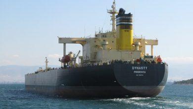 Photo of DYNASTY – Crude Oil Tanker IMO: 9199713 ΑΠΟΠΛΕΟΝΤΑΣ ΑΠΟ ΤΟΝ ΚΟΛΠΟ ΤΗΣ ΕΛΕΥΣΙΝΑΣ