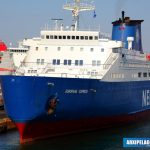 EUROPEAN EXPRESS RO RO PASSENGER SHIP 18, Αρχιπέλαγος, Ναυτιλιακή πύλη ενημέρωσης