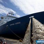 EUROPEAN EXPRESS RO RO PASSENGER SHIP 4, Αρχιπέλαγος, Ναυτιλιακή πύλη ενημέρωσης