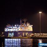 EUROPEAN EXPRESS RO RO PASSENGER SHIP 8, Αρχιπέλαγος, Ναυτιλιακή πύλη ενημέρωσης
