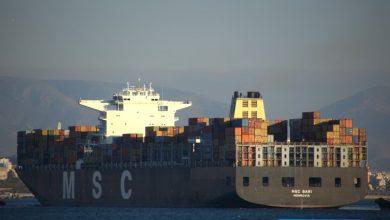Photo of MSC BARI – CONTAINER SHIP ΦΤΑΝΟΝΤΑΣ ΣΤΟ ΙΚΟΝΙΟ ΚΑΙ ΤΟ PIRAEUS CONTAINER TERMINAL IMO: 9461441