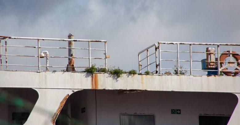 Άνθισε παροπλισμένο πλοίο της ακτοπλοΐας 3, Αρχιπέλαγος, Ναυτιλιακή πύλη ενημέρωσης