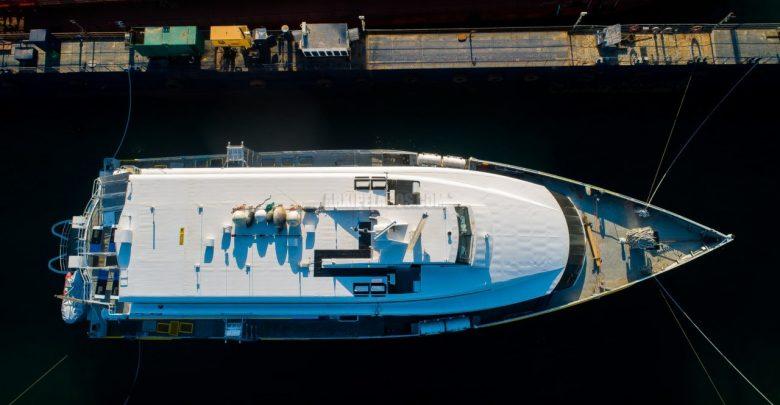 Για δεξαμενισμό στα Ναυπηγεία του Ομίλου Σπανόπουλου το «SUPERSPEED», Αρχιπέλαγος, Ναυτιλιακή πύλη ενημέρωσης