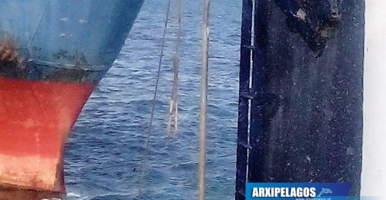 Photo of Φωτό από την παράδοση γιαπωνέζικου πλοίου της ακτοπλοΐας στους Τούρκους για διάλυση