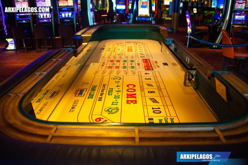 WESTERDAM Casino, Αρχιπέλαγος, Ναυτιλιακή πύλη ενημέρωσης