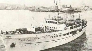 Photo of Πειραιάς – Σύρος σε επτά ώρες και αποβίβαση με βάρκες. Αξέχαστες εικόνες από τα θρυλικά πλοία της ακτοπλοΐας του '50