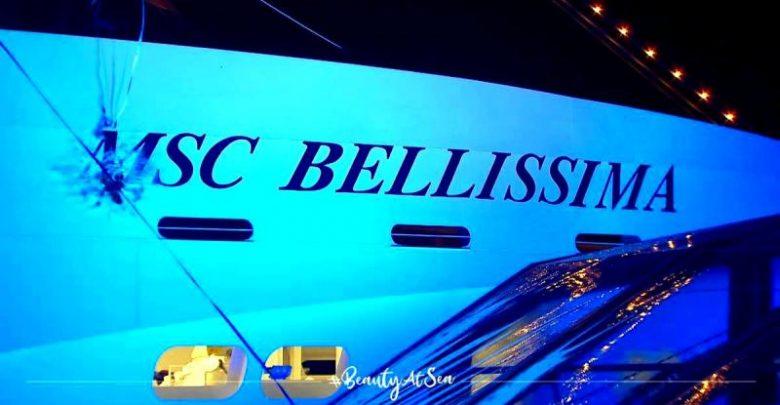 Photo of Εγκαινιάστηκε το MSC Bellissima