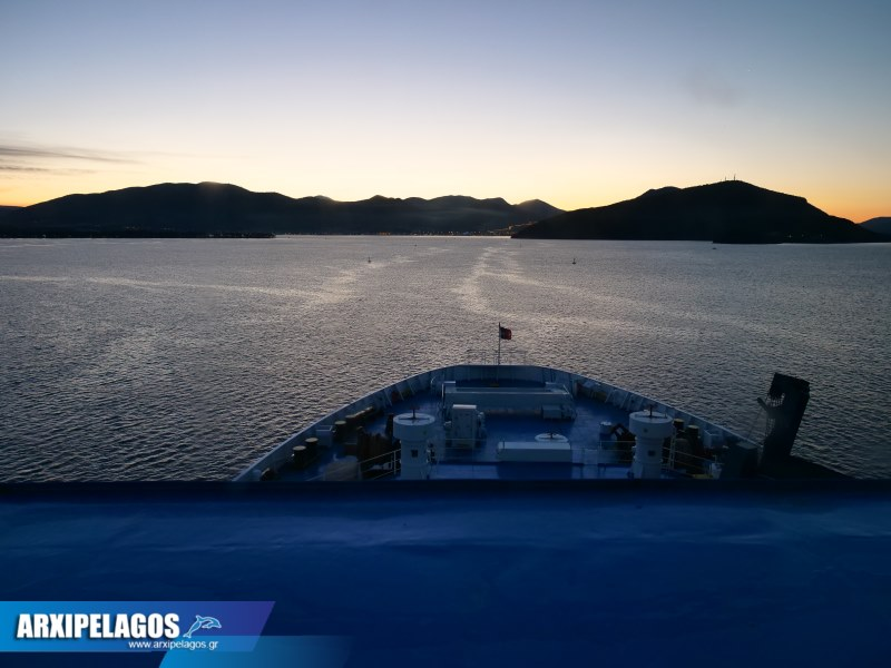 Νήσος Ρόδος Στην Αδριατική με τον Ιάπωνα γίγαντα του Attica Group 10, Αρχιπέλαγος, Ναυτιλιακή πύλη ενημέρωσης