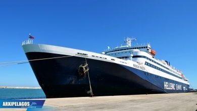 Photo of Νήσος Ρόδος – Στην Αδριατική με τον Ιάπωνα γίγαντα του Attica Group