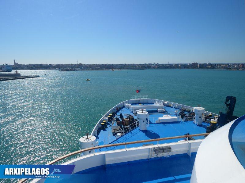 Νήσος Ρόδος Στην Αδριατική με τον Ιάπωνα γίγαντα του Attica Group 6, Αρχιπέλαγος, Ναυτιλιακή πύλη ενημέρωσης