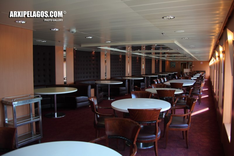 ARIADNE A la Carte Silver Star Restaurant, Αρχιπέλαγος, Ναυτιλιακή πύλη ενημέρωσης