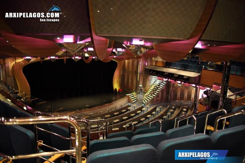 Costa Deliziosa Teatro Duse, Αρχιπέλαγος, Ναυτιλιακή πύλη ενημέρωσης