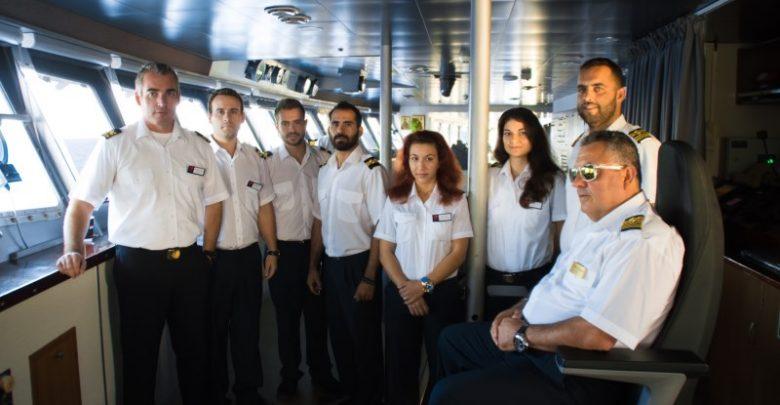 NISSOS SAMOS Οι αξιωματικοί της Γέφυρας 2, Αρχιπέλαγος, Ναυτιλιακή πύλη ενημέρωσης