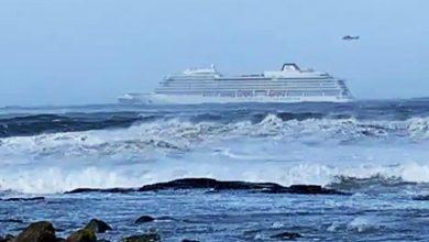 Photo of Εκκενώνεται το ακυβέρνητο κρουαζιερόπλοιο στα ανοιχτά της Νορβηγίας