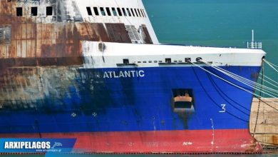 Photo of Εγκατάλειψη πόστου στο φλεγόμενο πλοίο