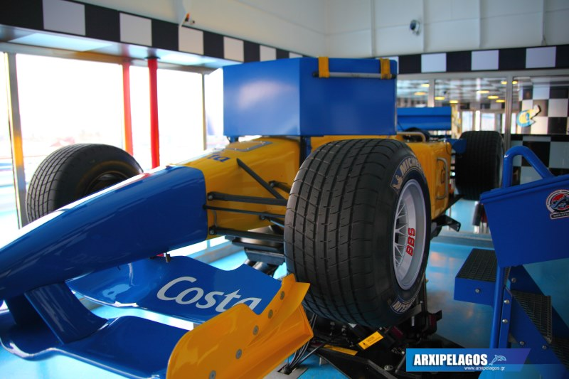 COSTA SERENA – Auto GP, Αρχιπέλαγος, Ναυτιλιακή πύλη ενημέρωσης