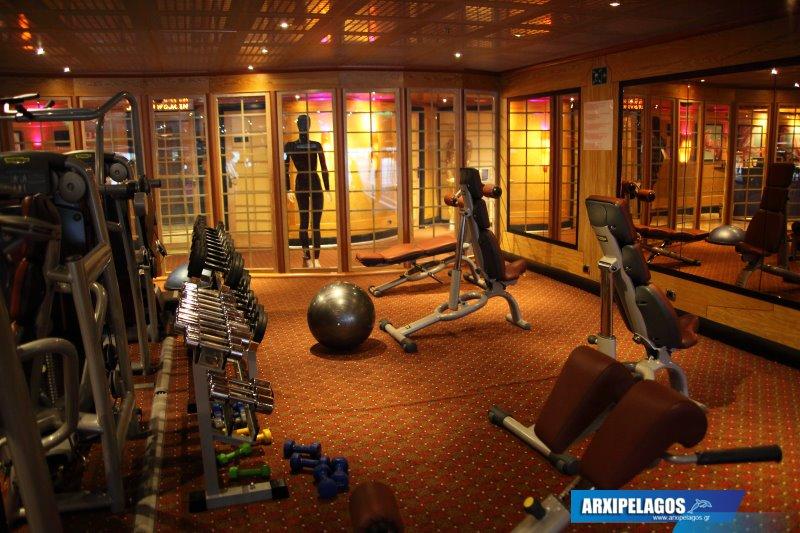COSTA SERENA – Centru Fitness Samsara, Αρχιπέλαγος, Ναυτιλιακή πύλη ενημέρωσης