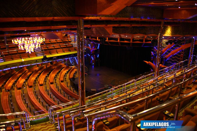 COSTA SERENA – Teatro Glove, Αρχιπέλαγος, Ναυτιλιακή πύλη ενημέρωσης