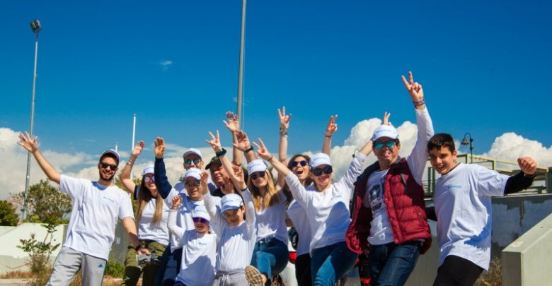 Photo of SPANOPOULOS GROUP – Εθελοντική δράση καθαρισμού της ναυταθλητικής μαρίνας Καλλιθέας