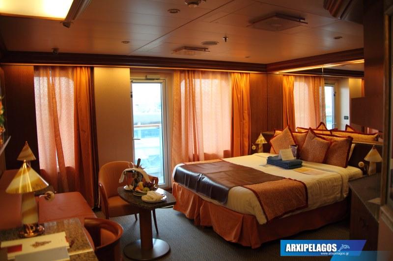 Ships Cabins lux COSTA SERENA 37, Αρχιπέλαγος, Ναυτιλιακή πύλη ενημέρωσης