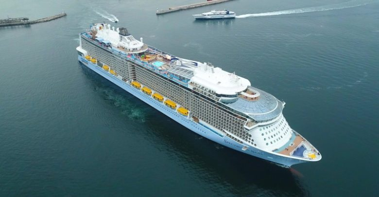Photo of Spectrum of the Seas –  Απόπλους από το λιμάνι του Πειραιά (VIDEO)