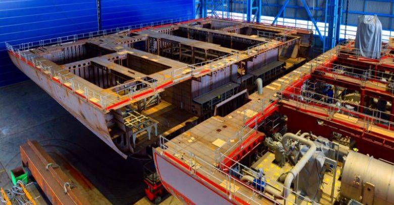 η κατασκευή του Odyssey of the Seas, Αρχιπέλαγος, Ναυτιλιακή πύλη ενημέρωσης