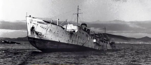 Το ναυάγιο του Ερμούπολις στις δημοτικές εκλογές του 1954, Αρχιπέλαγος, Ναυτιλιακή πύλη ενημέρωσης