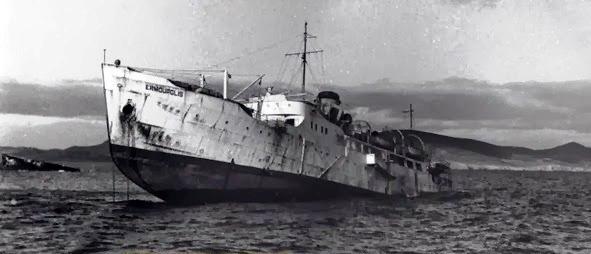 Photo of Το ναυάγιο του Ερμούπολις στις δημοτικές εκλογές του 1954