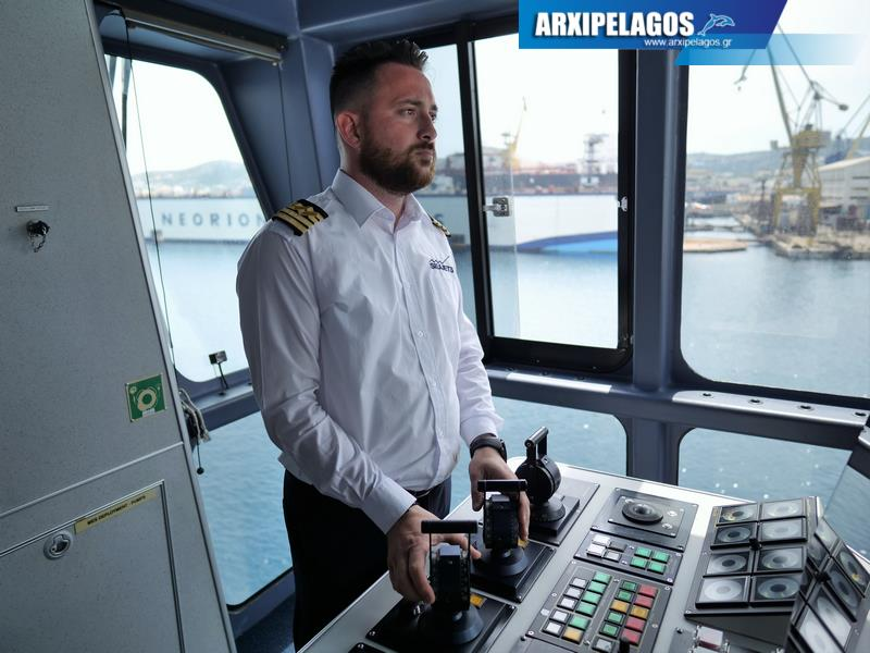 Cpt Κωνσταντίνος Καταγάς Πλοίαρχος Worldchampion Jet Συνέντευξη 4 1, Αρχιπέλαγος, Ναυτιλιακή πύλη ενημέρωσης