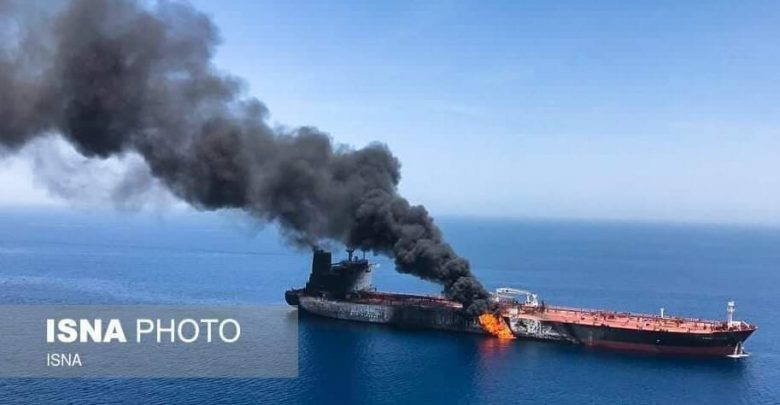 Photo of Αιφνιδιαστική επίθεση σε δεξαμενόπλοια