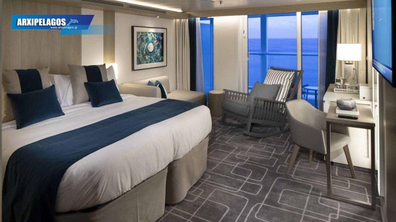 Celebrity Edge Sky Suites, Αρχιπέλαγος, Ναυτιλιακή πύλη ενημέρωσης