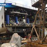 Celebrity Edge manufacture 13, Αρχιπέλαγος, Ναυτιλιακή πύλη ενημέρωσης