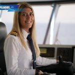 Cpt Έλενα Κέλλη Υποπλοίαρχος Worldchampion Jet 4, Αρχιπέλαγος, Ναυτιλιακή πύλη ενημέρωσης