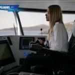 Cpt Έλενα Κέλλη Υποπλοίαρχος Worldchampion Jet 5, Αρχιπέλαγος, Ναυτιλιακή πύλη ενημέρωσης