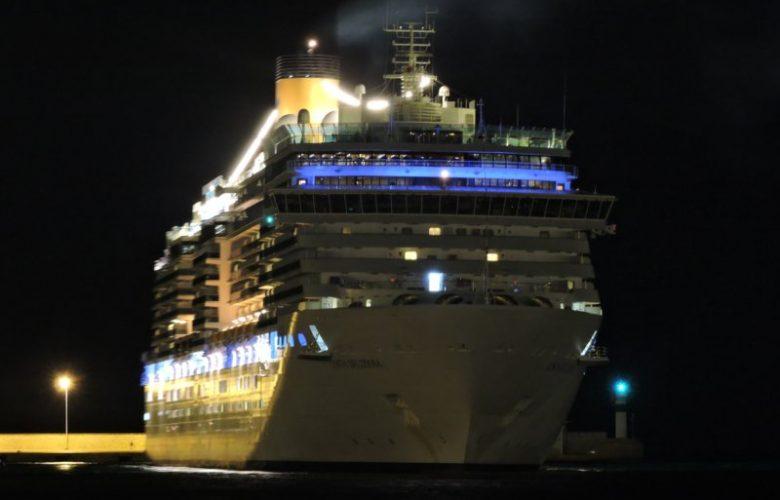 Εκτάκτως στον Πειραιά το Costa Deliziosa