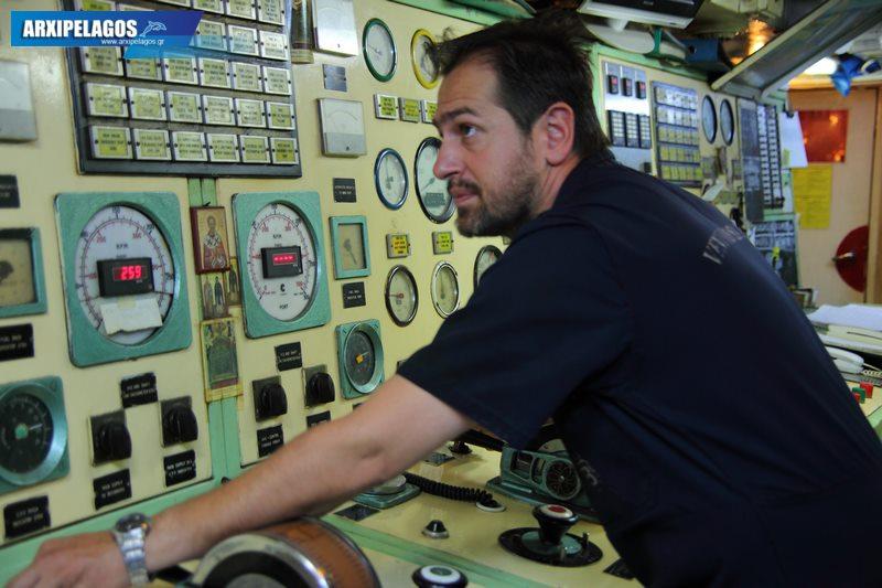 Ευάγγελος Λαζαρόπουλος ΑΒ' Μηχανικός Συνέντευξη 2013